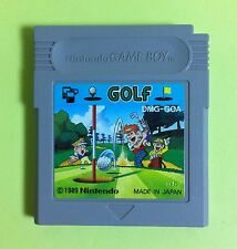 GOLF GB Nintendo Gameboy Japan USED