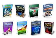 100 Business eBooks with Resell Rights  ( Only 10 ¢ per Book )    PDF