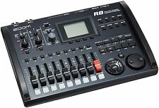 New ZOOM R8 Multi-track Recorder 2-track Recording 8-track Playback Simultaneous