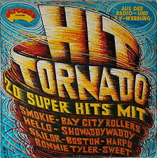 LP HIT TORNADO - 20 SUPER HITS,cleaned 1977