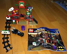 LEGO Batman The Dynamic Duo Funhouse Escape set 6857 no minifigures