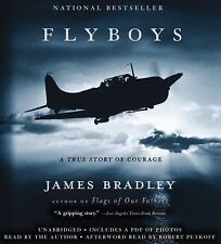 Flyboys : A True Story of Courage by James Bradley (2009, CD, Abridged)