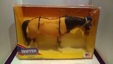 Breyer Traditional - Buckskin Old Timer with Blue Hat - NBRB! Look!