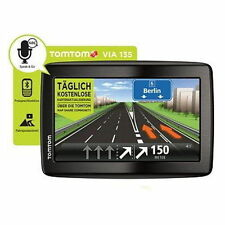 "TomTom Via 135 Europa Traffic 5"" XXL 45 Paesi Bluetooth Cellulare Freisprechen"