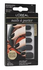 L'OREAL COLOR RICHE NAILS A PORTER. 006 MATTE MANIA FALSE NAILS. BRAND NEW X