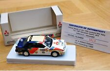 MOTOR-PRO MITSUBISHI GALANT diecast model rally car RALLiART RAC Rally 1990 1:43