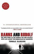 Hanns and Rudolf: The True Story of the German Jew Who Tracked Down and Caught t