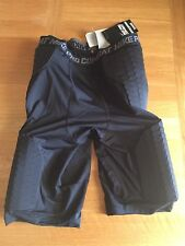 Nike Black Pro Combat Mens Padded Compression Basketball Shorts Sz XL BNWT