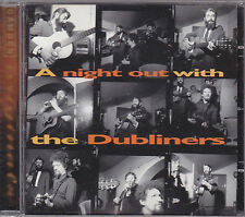 THE DUBLINERS - a night out with..... CD