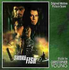 "Christopher Young:  ""Swordfish""  (Soundtrack Score CD)"