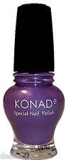 12ml Konad Stamping Special Nail Art Stamping Nail Polish Princess VIOLET PEARL