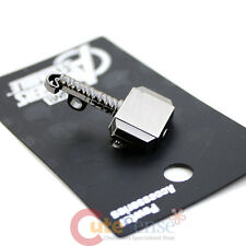 Marvle Avengers Thor Hammer Pin Badge 3D Pewter Brooch