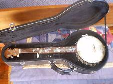 Fretless picalo banjo