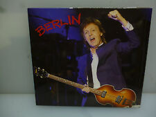PAUL MCCARTNEY-ONE TO ONE TOUR. BERLIN, JUNE 14, 2016.-2CD DIGIPACK-NEW SEALED.