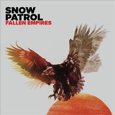 Fallen Empires 2012 by Snow Patrol Ex-library - Disc Only No Case