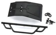 RPM 73042 Front Bumper & Skid Plate Black Losi TEN-SCTE/TEN-SCTE 2.0