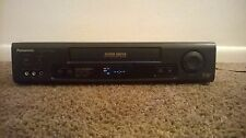 Panasonic NV-HD670BD NTSC VCR VHS Player 6head Super Drive