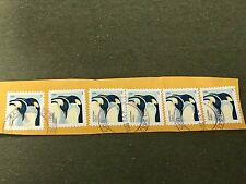 Stamps, 6 set, USA, Penguins, 2015, Additional Ounce