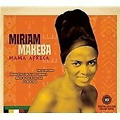 Miriam Makeba - Mama Africa The Very Best of 2-CD NEW MINT SEALED 2013