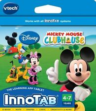 VTech InnoTab Software, Disneys Mickey Mouse Clubhouse