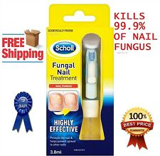 Scholl Fungal Nail Treatment GENUINE PRODUCT EFFECTIVELY kill toe nail fungus