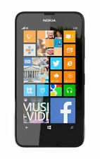 Nokia Lumia 630 Grey Smartphone 8GB Memory 5MP Camera Unlocked MR/BB Pristine