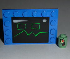 SPONGEBOB Lego KAREN THE COMPUTER & PLANKTON NEW 4981 HTF #21