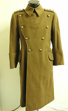 Military WW1/2 Great Over Coat Trench Coat Uniform Royal Scots Captain (3685