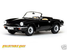 1:18 Sun Star - 1970 Triumph Spitfire MKIV Open Convertible - Black NEW IN BOX