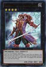 Yugioh SDWA-EN041 Shadow of the Six Samurai Shien 1st Ed New XYZ Monster
