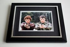 Martin Shaw SIGNED 10X8 FRAMED Photo Autograph Display The Professionals AFTAL