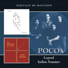 Legend/Indian Summer - Poco (2013, CD NIEUW)