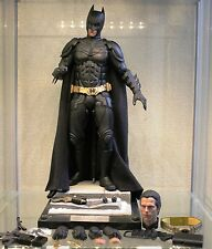 Hot Toys Batman The Dark Knight Rises DX12 1/6 figure (custom cape without box)