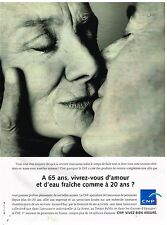 Publicité Advertising 1996 Assurances CNP