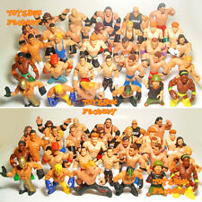 31x WWE Rumblers John Cena Kane Rock CM Punk Undertaker Action Figures Kid Toys