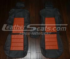 2009 - 2012 Dodge SE RT SRT8 Challenger Interior Leather Seat Covers R/T 2010 11