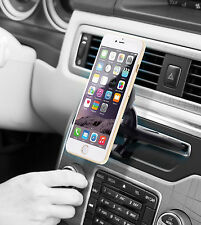 #1 Magnetic Car CD Player Slot Mount Holder for Apple iPhone 5, 6, 6s, 6s plus