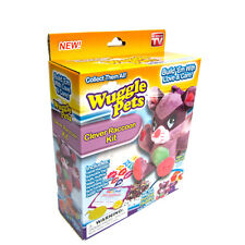 Wuggle Pets As Seen On Tv Clever Raccoon Kit Perfect for Boys and Girls 4 & Up
