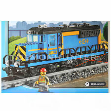 LEGO City Cargo locomotiva NUOVO da 60052 cargo treno NO powerfunctions/BOX