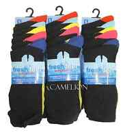 kids socks BOYS/KIDS/CHILDREN'S COTTON RICH SCHOOL SOCKS COLOUR HEAL