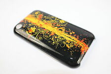 Apple iPhone 3G / 3GS Designed - Hard Plastic Phone Case!