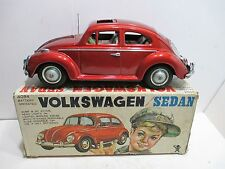 "VOLKSWAGEN KING SIZE 15"" LONG BATTERY OP NEAR MINT WITH BOX WORKS GOOD JAPAN"