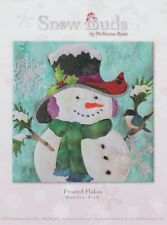 Snow Buds by McKenna Ryan, Frosted Flakes Quilt Pattern, Block 5