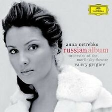 "ANNA NETREBKO ""RUSSIAN ALBUM"" CD NEUWARE"