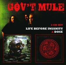 Life Before Insanity/Dose New CD