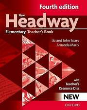 New Headway Elementary Teacher's Book with Resource Disc
