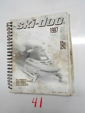 1997 Bombardier Ski Doo MX Z Formula Summit Grand Touring Skandic Shop Manual