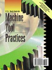 ESL Study Guide for Machine Tool Practices by Peter Stafford (2000, Paperback)