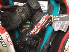 motorcycle racing gloves Kangaroo and cowhide DANNISPORT