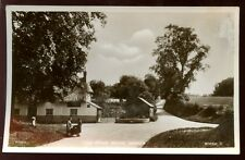 Essex DEBDEN Cross Roads early Friths RP PPC c1930s?